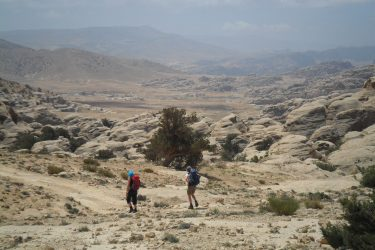 Wandelreis Jordanië: Jerash, kloven, Petra & Wadi Rum | Snow Leopard (54)
