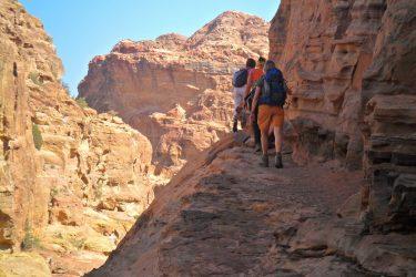 Wandelreis Jordanië: Jerash, kloven, Petra & Wadi Rum | Snow Leopard (65)