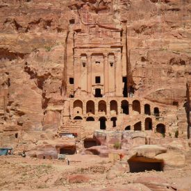 Wandelreis Jordanië: Jerash, kloven, Petra & Wadi Rum | Snow Leopard (70)