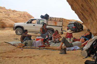 Wandelreis Jordanië: Jerash, kloven, Petra & Wadi Rum | Snow Leopard (76)