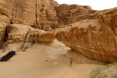 Wandelreis Jordanië: Jerash, kloven, Petra & Wadi Rum | Snow Leopard (78)