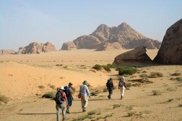 Wandelreis Jordanië: Jerash, kloven, Petra & Wadi Rum | Snow Leopard (79)