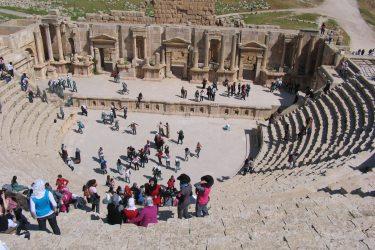Wandelreis Jordanië: Jerash, kloven, Petra & Wadi Rum | Snow Leopard (08)