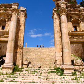 Wandelreis Jordanië: Jerash, kloven, Petra & Wadi Rum | Snow Leopard (09)