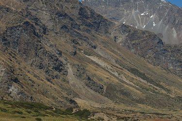 Trektocht India Garhwal Nanda Devi Santuary Basiskamp   Snow Leopard (21)