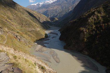 Trektocht India Garhwal Nanda Devi Santuary Basiskamp   Snow Leopard (43)