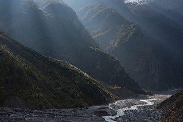 Trektocht India Garhwal Nanda Devi Santuary Basiskamp   Snow Leopard (45)