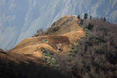 Trektocht India Garhwal Nanda Devi Santuary Basiskamp   Snow Leopard (51)