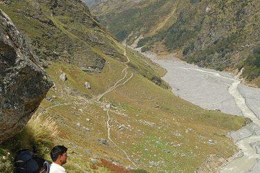 Trektocht India Garhwal Nanda Devi Santuary Basiskamp   Snow Leopard (07)