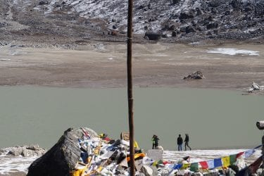 Wandelreis Sherpaland Nepal trektocht authentiek gebied | Snow Leopard 010