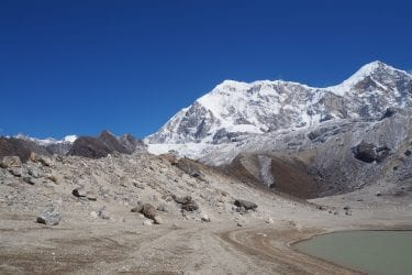 Wandelreis Sherpaland Nepal trektocht authentiek gebied | Snow Leopard 006