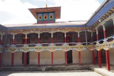Wandelreis Sherpaland Nepal trektocht authentiek gebied | Snow Leopard 001