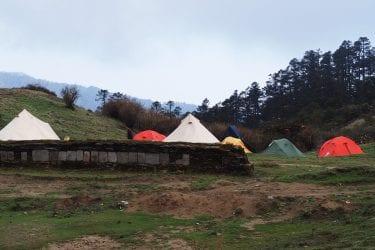 Wandelreis Sherpaland Nepal trektocht authentiek gebied | Snow Leopard 025
