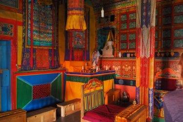 Wandelreis Sherpaland Nepal trektocht authentiek gebied | Snow Leopard 023