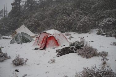 Wandelreis Sherpaland Nepal trektocht authentiek gebied | Snow Leopard 020