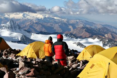 Aconcagua 6962m Expeditie Argentinië klimtocht | Snow Leopard (01)