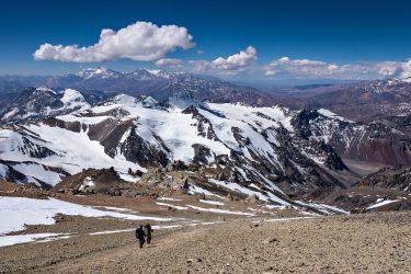Aconcagua 6962m Expeditie Argentinië klimtocht | Snow Leopard (11)