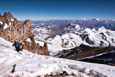 Aconcagua 6962m Expeditie Argentinië klimtocht | Snow Leopard (12)