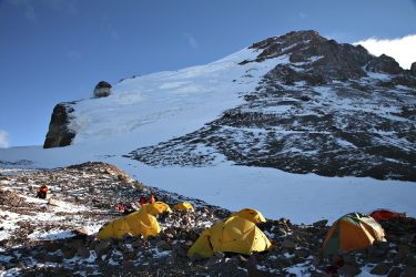 Aconcagua 6962m Expeditie Argentinië klimtocht | Snow Leopard (02)
