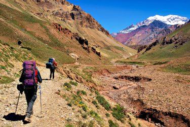 Aconcagua 6962m Expeditie Argentinië klimtocht | Snow Leopard (03)