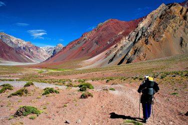 Aconcagua 6962m Expeditie Argentinië klimtocht | Snow Leopard (04)