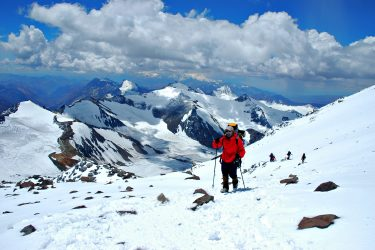 Aconcagua 6962m Expeditie Argentinië klimtocht | Snow Leopard (05)