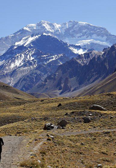 Aconcagua 6962m Expeditie Argentinië klimtocht   Snow Leopard (06)