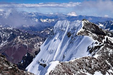 Aconcagua 6962m Expeditie Argentinië klimtocht | Snow Leopard (09)