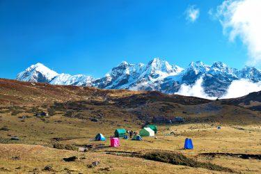 Trektocht Sikkim Noord-India Bagdogra Darjeeling HT Wandelreizen | Snow Leopard (1)