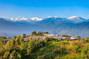 Trektocht Sikkim Noord-India Bagdogra Darjeeling HT Wandelreizen | Snow Leopard (5)