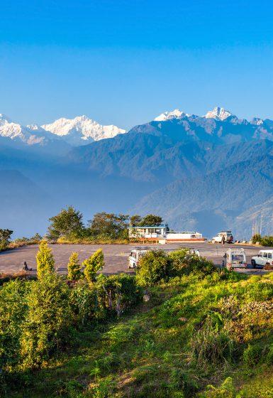 Trektocht Sikkim Noord-India Bagdogra Darjeeling HT Wandelreizen   Snow Leopard (5)