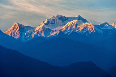 Trektocht Sikkim Noord-India Bagdogra Darjeeling HT Wandelreizen | Snow Leopard (7)