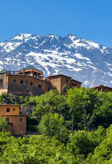 Trektocht Jbel Toubkal top (4167m) Marrakech Marokko | Snow Leopard (8)