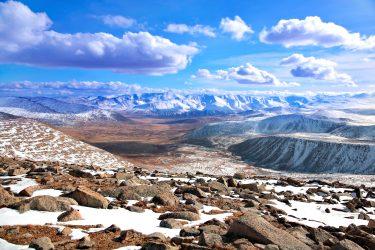 Mongolië wandelreis trektocht Khövsgöl , Khangai Nuruu, Gobi woestijn   HT & Snow Leopard 14