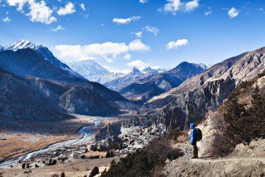 Trektocht Rond de Annapurna Sanctuary Pokhara Nepal | Snow Leopard (9)