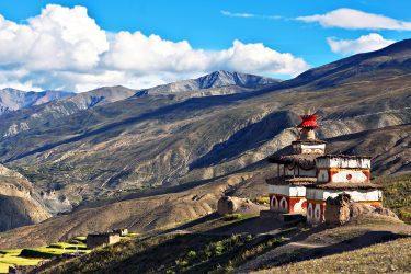 Trektocht Dolpo Lower Upper Inner Phoksumdo Nepal | Snow Leopard (12)