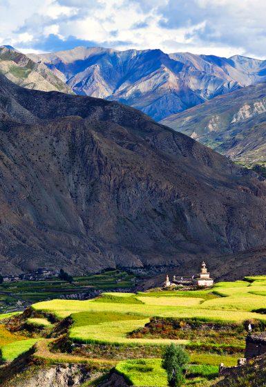 Trektocht Dolpo Lower Upper Inner Phoksumdo Nepal | Snow Leopard (17)