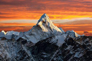 Trektocht Mount Everest (Basiskamp) & Gokyo Ri meren Nepal Ama Dablam | Snow Leopard