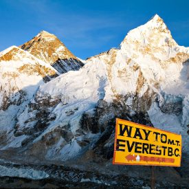 Trektocht Mount Everest Basiskamp Nepal