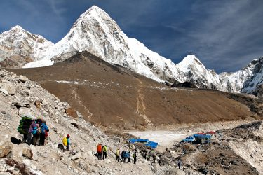 Trektocht Mount Everest Basiskamp Kala Pattar Nepal
