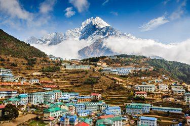 Trektocht Mount Everest (Basiskamp) & Gokyo Ri meren Nepal Namche Bazaar | Snow Leopard