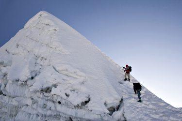 Expeditie trektocht Island Peak 6189m Imja Tse Nepal | Snow Leopard (1)