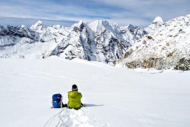 Expeditie trektocht Island Peak 6189m Imja Tse Nepal | Snow Leopard (10)
