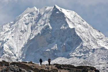 Expeditie trektocht Island Peak 6189m Imja Tse Nepal | Snow Leopard (4)