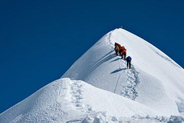 Expeditie trektocht Island Peak 6189m Imja Tse Nepal | Snow Leopard (7)