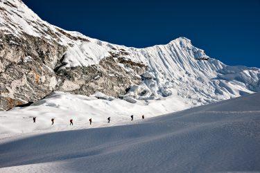 Expeditie trektocht Island Peak 6189m Imja Tse Nepal | Snow Leopard (9)