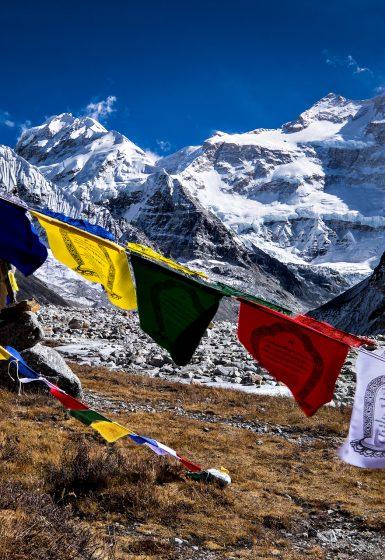 Pangpema Trektocht Zuid Noord Kangchenjunga Nepal Kanchenjunga | Snow Leopard (12)