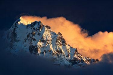 Trektocht Zuid Noord Kangchenjunga Nepal Kanchenjunga | Snow Leopard (2)