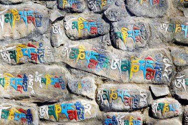 Mani muur cultuur nepal alg | Snow Leopard (1)