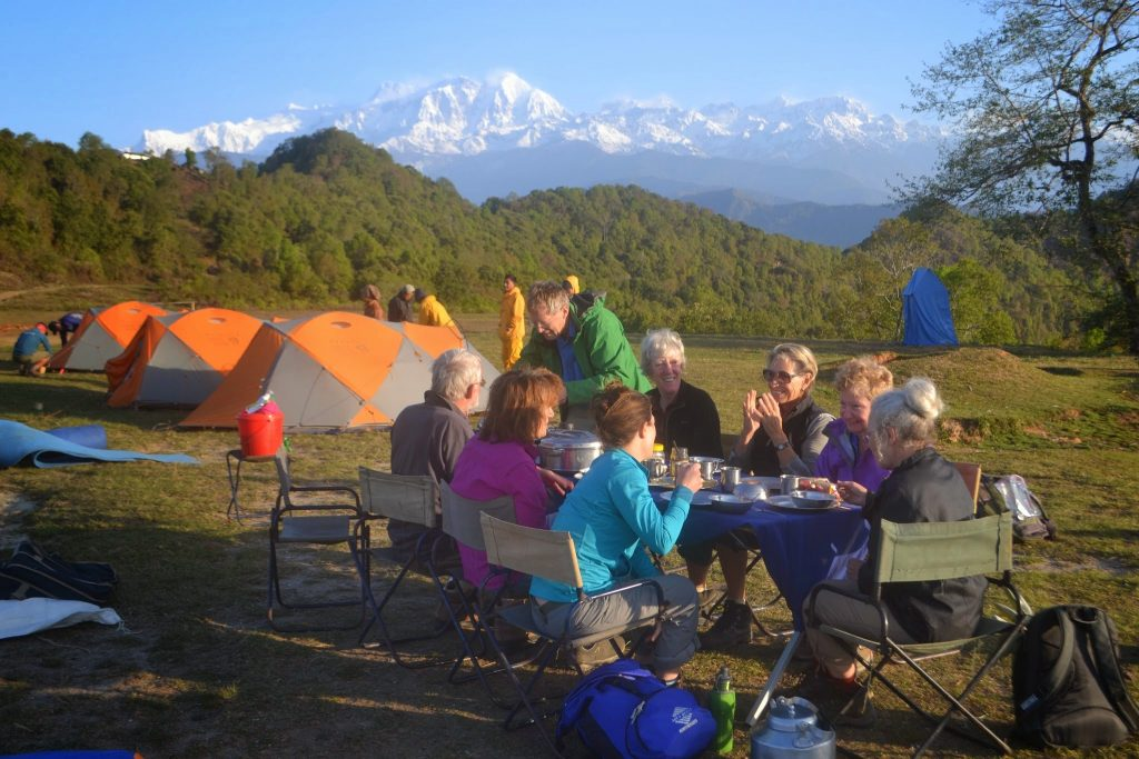 Trektocht Lamjung Himal Basiskamp Nepal   Snow Leopard 2014 (27)